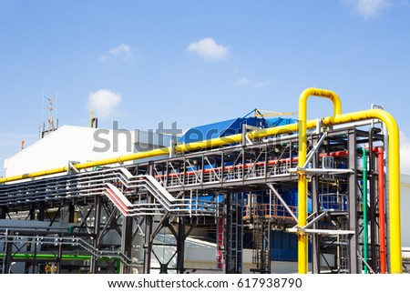 electrical power plant/combine cycle power plant