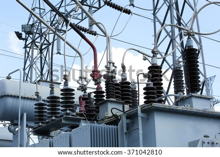 Electrical substation insulators