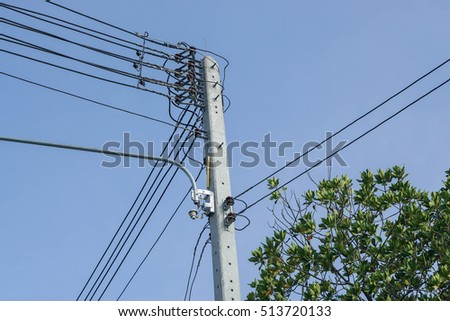 Power Pole Stock Images, Royalty-Free Images & Vectors | Shutterstock