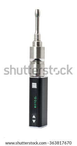Electronic Cigarette with stranded atomizer
