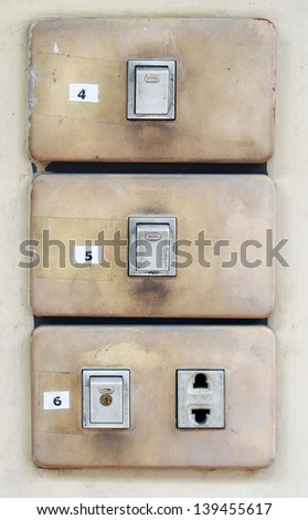 electronic-light switch