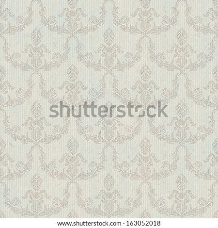 Elegance retro wallpaper seamless