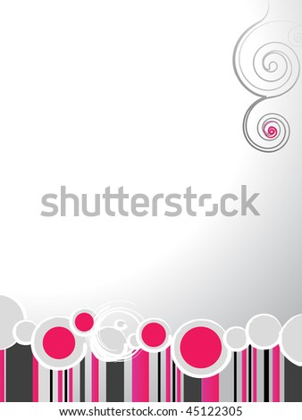 Elegant abstract business background