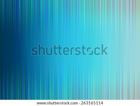 Elegant abstract horizontal background with colorful lines. Illustration - stock photo