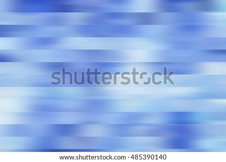 Elegant abstract horizontal blue background with lines. illustration beautiful.