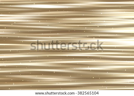 Elegant abstract horizontal brown background with lines - stock photo