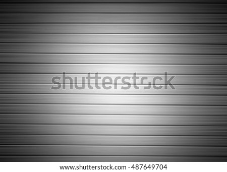 Elegant abstract horizontal gray background with lines. For background