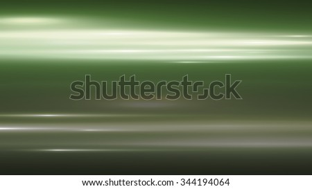 Elegant abstract horizontal green background with lines