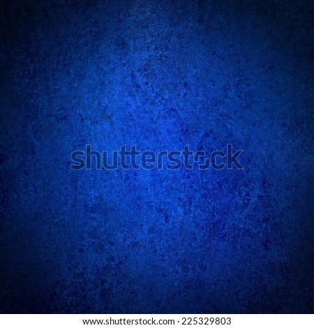 elegant blue background texture paper, faint rustic black vignette grunge border paint design