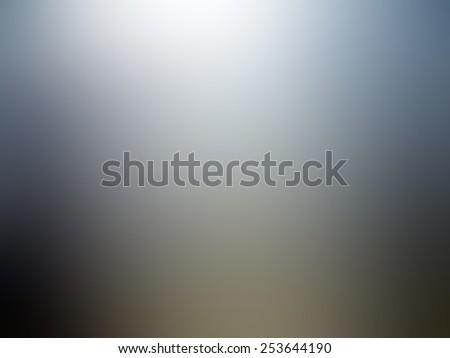 Elegant blurred background with progressive light. - stock photo