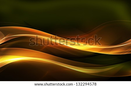 Elegant Design. Creative element for your art-design - stock photo
