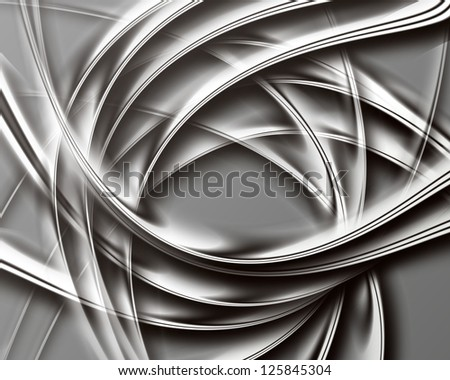 Elegant Design dark abstract. Beautiful background - stock photo