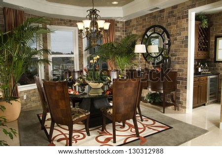 Elegant Dinning room, Kitchen Architecture Stock Images,Photos of Living room, Bathroom,Kitchen,Bed room,