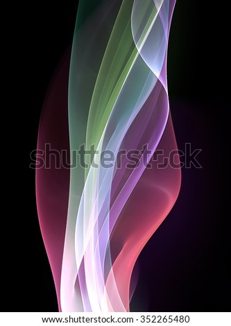 Elegant fullcolor background for your awesome ideas. - stock photo