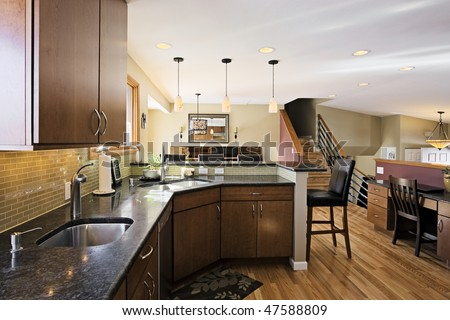 Elegant Kitchen Remodel