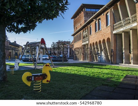 School Playground Stock Images Royalty Free Images