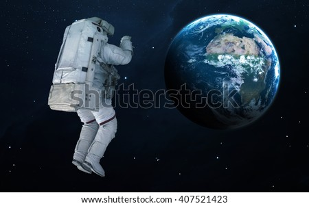 Elements of this image furnished by NASA
