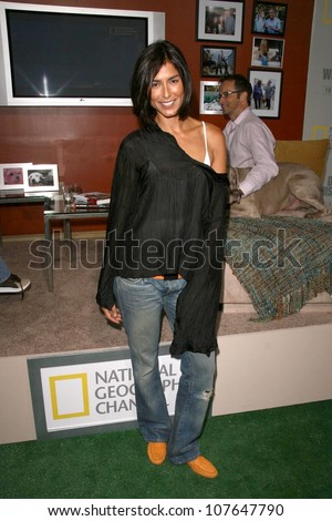 Eleni Tzimas  at the party to celebrate the 100th Episode of 'Dog Whisperer'. Boulevard 3, Hollywood, CA. 09-17-08 - stock photo