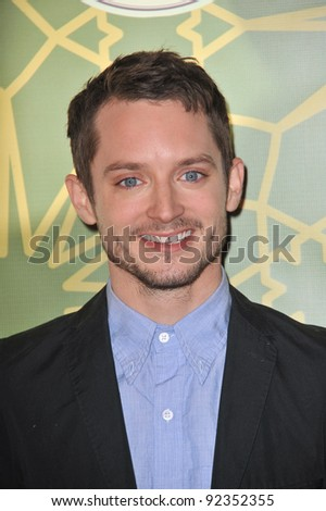 Elijah Wood at Fox TV's Winter 2012 All-Star Party at Castle Green in Pasadena. January 8, 2012  Pasadena, CA Picture: Paul Smith / Featureflash - stock photo