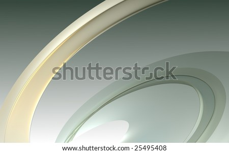 Elipses - stock photo