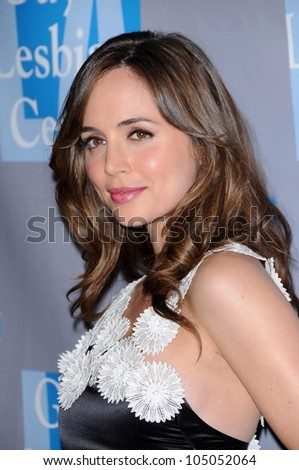 Eliza Dushku at 'An Evening With Women - Celebrating Art, Music and Equality'. Beverly Hilton Hotel, Beverly Hills, CA. 04-24-09