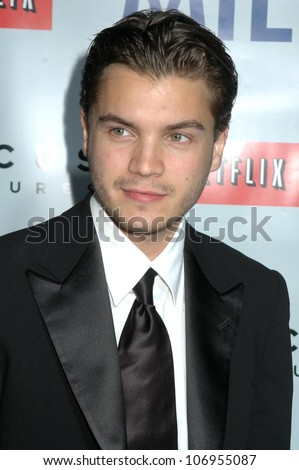 Emile Hirsch  at the Los Angeles Premiere of 'Milk'. Academy of Motion Pictures Arts And Sciences, Beverly Hills, CA. 11-13-08