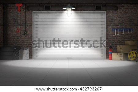 Garage Stock Images Royalty Free Images Amp Vectors