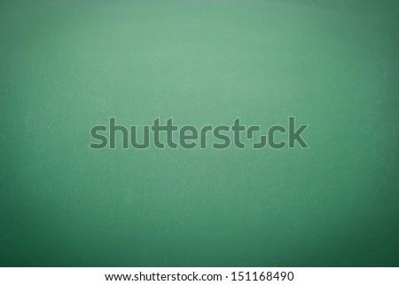 Empty chalkboard - stock photo