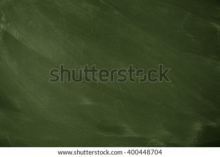 Empty Chalkboard./ Empty Chalkboard. - stock photo