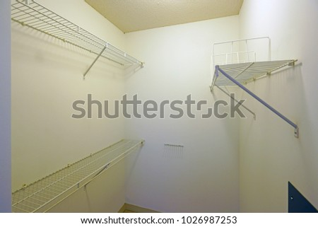 Charming Empty Closets Before A Move In