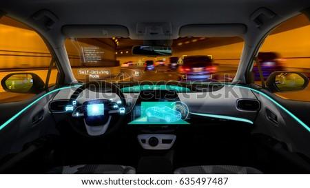 Cockpit View Car Stock Images, Royalty-Free Images & Vectors ... | {Auto cockpit 99}