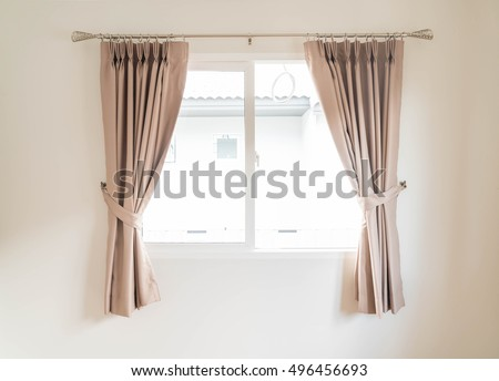 Window Curtain Stock Images, Royalty-Free Images & Vectors ...