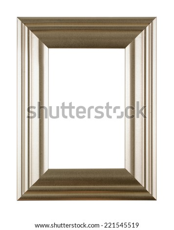 empty frame isolated on white - Empty Frame