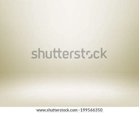 Empty light interior for your creative project - stock photo