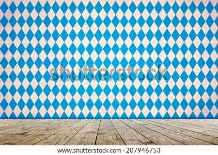 Empty Oktoberfest Background