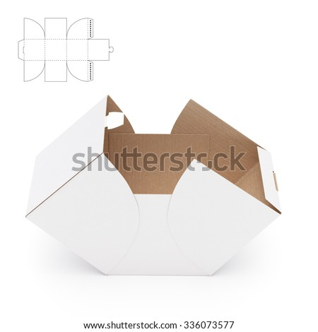 paperboard box stock images royalty free images vectors shutterstock. Black Bedroom Furniture Sets. Home Design Ideas