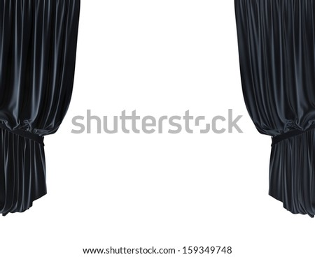 Curtains Ideas black theater curtains : Blue Stage Curtain Stock Images, Royalty-Free Images & Vectors ...