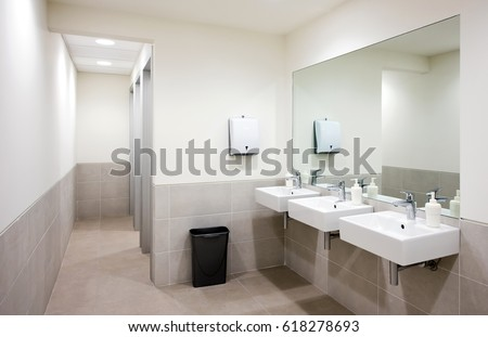 Public Bathroom Sink public toilet mirror stock images, royalty-free images & vectors