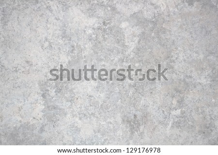 Empty stone stucco wall - stock photo