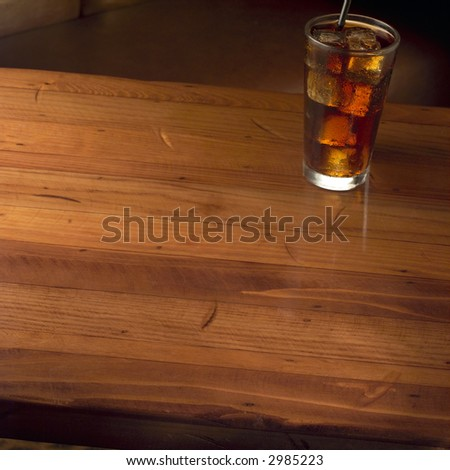 Empty table