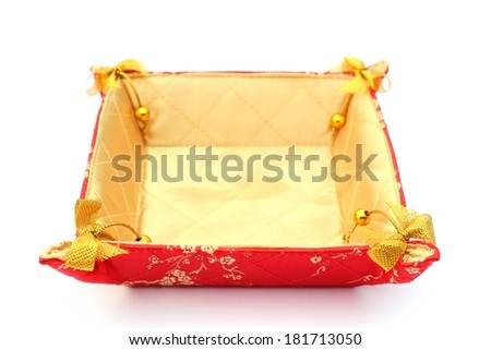 empty tray - stock photo