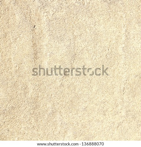 empty warm stone texture - stock photo