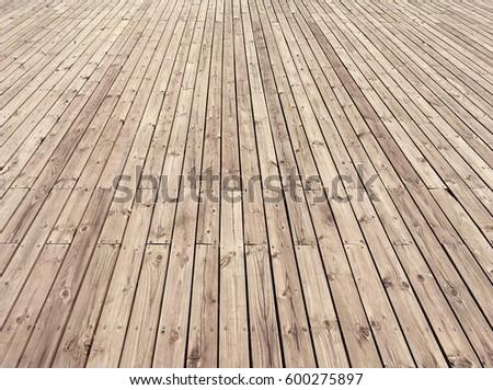Empty wooden floor background - Wood Floor Background Stock Images, Royalty-Free Images & Vectors