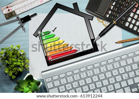 energy conservation model energy efficiency stock images royalty free images vectors