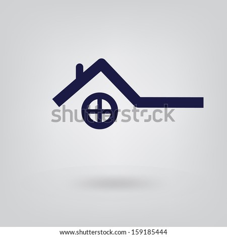 energy icon - stock photo