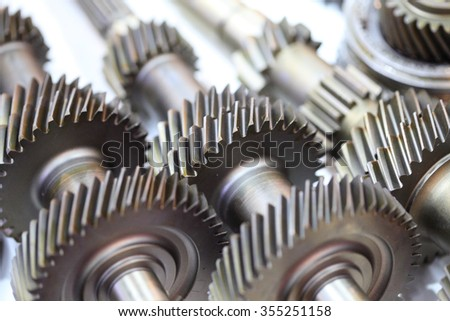 Engine - Gear