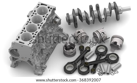 Internal Combustion Engine Stock Images, Royalty-Free Images ...