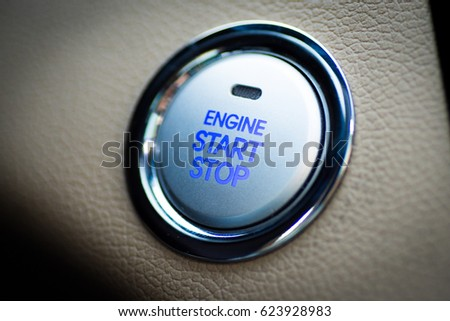 stock-photo-engine-start-and-stop-button