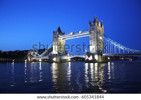 England, London, London Bridge, The River Thames, July 2011