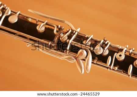 english horn - stock photo